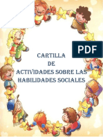 Cartilla de Habilidades Sociales