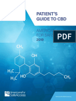 ASA Patients Guide to CBD 2019