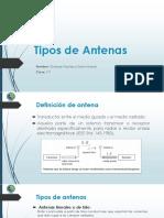 Tipos de Antenas_Propagación