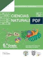Naturales Texto 6to EGB