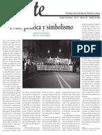 Guevara Niebla Politica y Simbolismo