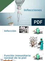 Infecciones fisiopatologia