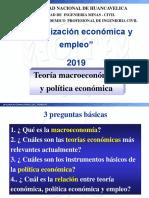 CLASE 02 Política Económica