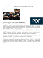 """ATIC """"Desenreda La Madeja"""" Criminal"""