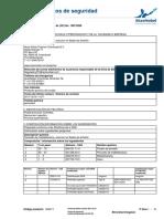 Ficha de Seguridad Butanox M-50 Akzo