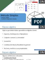 6. Método Simplex OPT