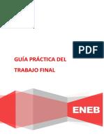 Guía Práctica del Trabajo Final - ECOMMERCE