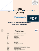 2016 Pept Guidelines