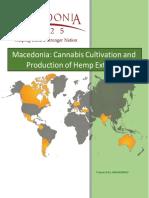 Cannabis Report