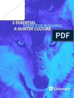 5 Essential Steps for Building a Hunter Culture _ Outreach