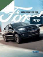 BRO-Ford Ranger Black