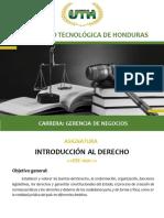 Modulo I Introduccion Al Derecho