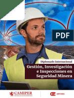 Gestión, Investigación e Inspecciones en Seguridad Minera