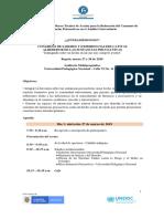 Agenda Congreso Entramemonos 27 y 28 de Marzo