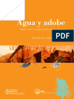Agua y Adobe