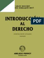 introduccion Al Derecho - Carlos Mouchet
