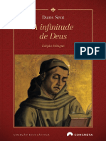 A Infinitude de Deus Duns Scot eBook (1)