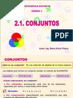 Conjuntos Matematica Discreta UNLAM