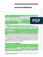 1996. Williamson. Consenso Washington
