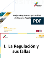 1. Mejora Regulatoria