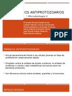 Anti Protozoa Rios