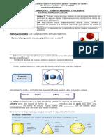 Guía Mate Tercero Figuras 3d