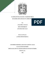 Proyecto Juguetes Madera Reciclada