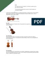 10 Instrumentos de Cuerda
