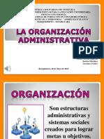 La Otganizacion Administrativa
