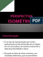Aula - Perspectiva Isométrica