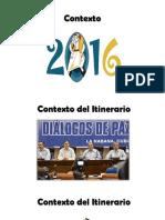 Conferencia- De La Misericordia a La Esperanza