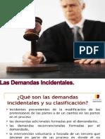 Diapositiva de Procesal Civil II
