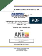 Aerogeofisica Cordillera 2008 (1)