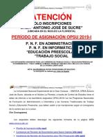 CRONOGRAMA-FINAL-DE-INSCRIPCION-OPSU-2019-1-NÚCLEO-LA-FLORESTA.pdf