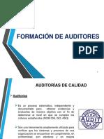 Curso_formación de Auditores