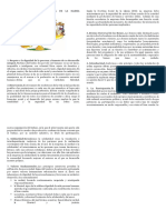 Ficha Sobre Doctrina Social