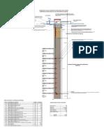 Calculo de Pozo 8 Anodos 90 Metros Para Ienova
