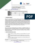 Programa Economia Ambiental