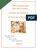Medicina Prehistórica