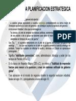 2003 II Clase 1 Introduccion Plan Estrat