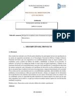 Perspectiva Académica Ante El Fenómeno de Reprobación en Ingeniería Mecatrónica.