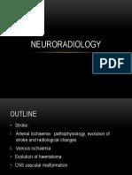 Neuroradiology Slides