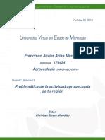 Francisco_Arias_U1_A2_Problemática de La Actividad Agropecuaria de Tu Región