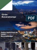 Caracterización Girón - Bucaramanga
