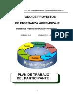 Metodo de Proyecto Freno Hidráulico Tipo Disco