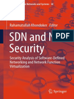 SDN and NFV Security