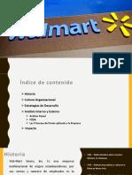 Gestion de Proyecto Analisis Wal_Mart
