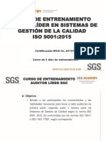 3. Auditor Lider IRCA ISO 9001.2015