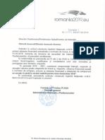 Adresa ANP actualizare norma de hrana OMApN 86/2019