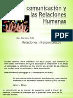 02 La Comunicación y Las Relaciones Humanas